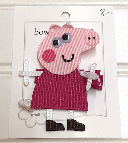 Peppa Pig Bow Structure