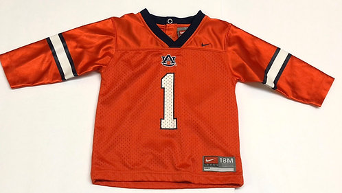 Nike Auburn Jersey Size 18M