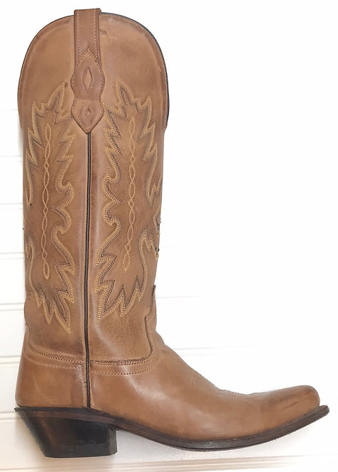 Old West Boots Size 7