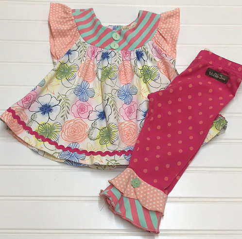 Matilda Jane Outfit Size 6-12M