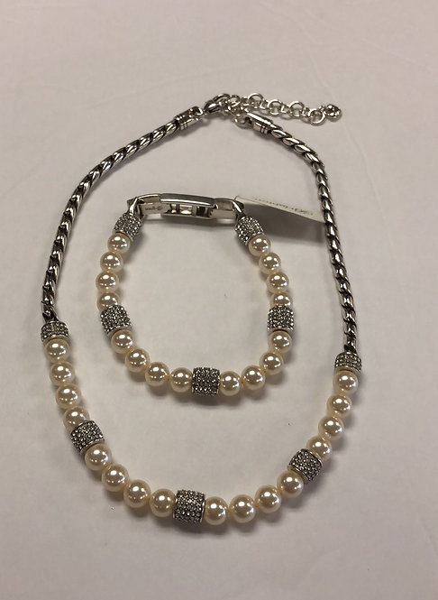 Brighton necklace and bracelet set NWT
