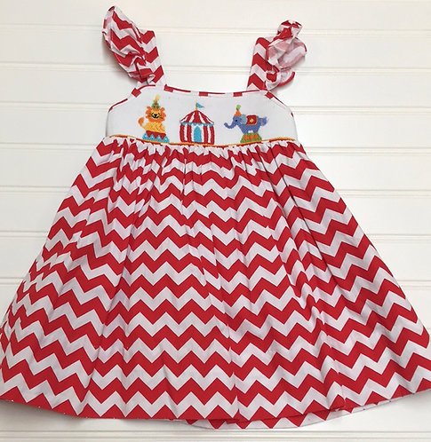 Claire & Charlie Dress Size 12M