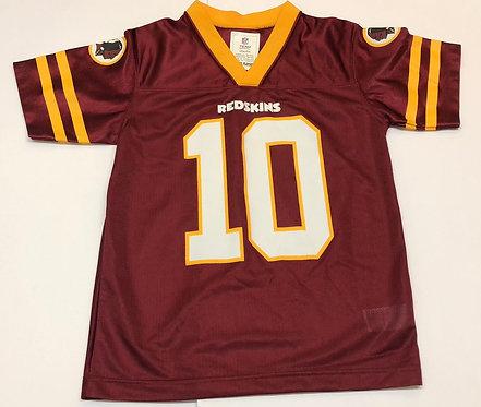 NFL Redskins Jersey Size 8/10