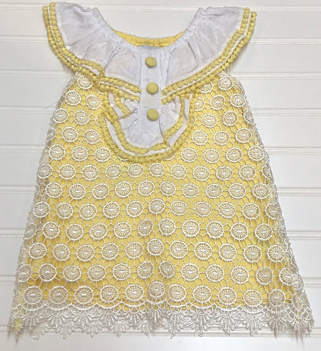 Mudpie Dress Size 6-9M