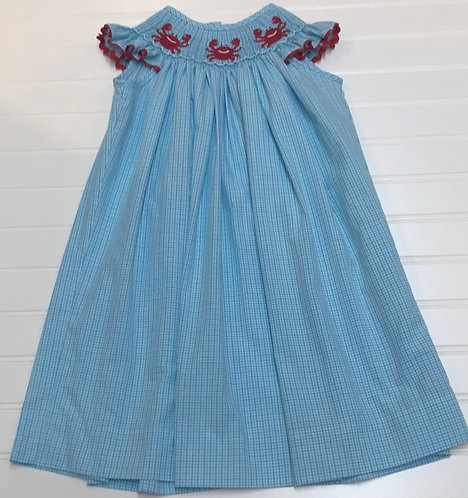 Smocked Auctions Dress Size 2T
