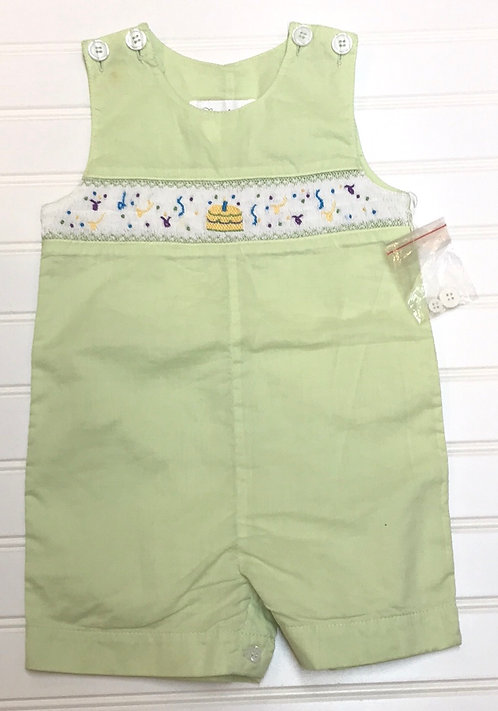 Strasburg Outfit Size 6M
