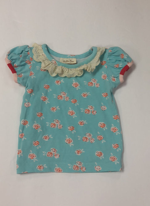 Matilda Jane Shirt Size 3M