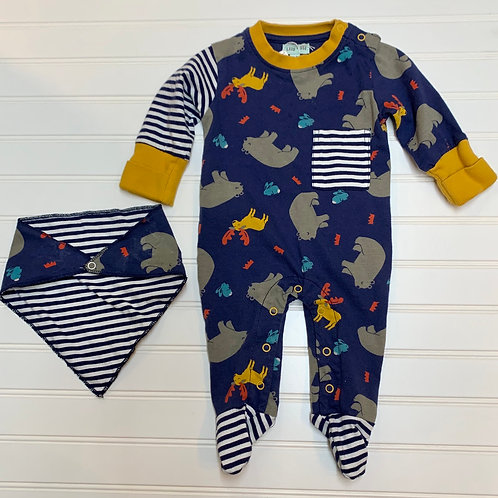 Lilly + Sid Size 0-3m