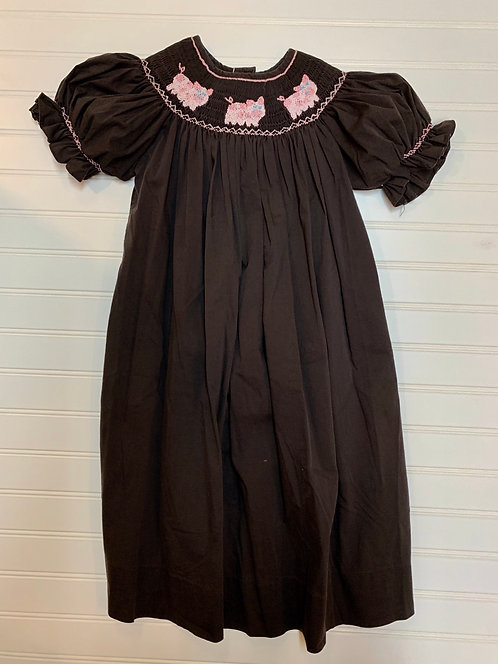 Boutique Smocked Size 4