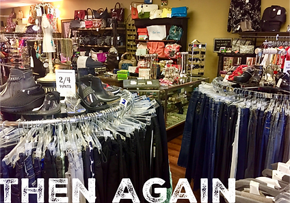 Then Again Consignment Stores