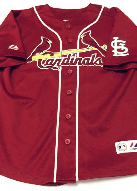 Cardinals Jersey Size 10/12