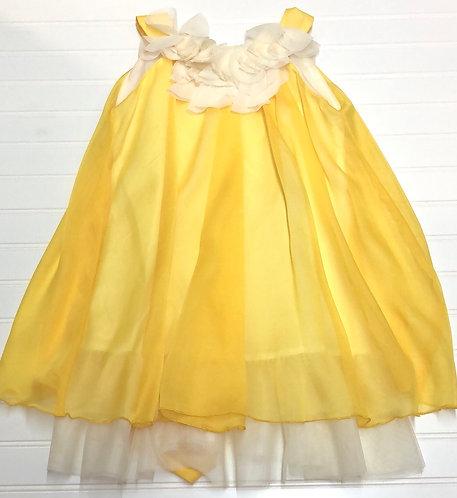 Yellow Boutique Dress Size 6/7