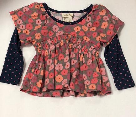 Matilda Jane Shirt Size 12M