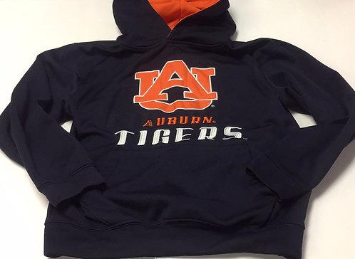 Auburn Hoodie Size 12/14