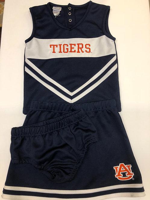 Auburn Cheer Set Size 4T