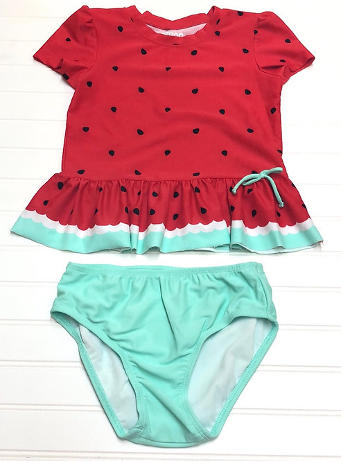 Circo Watermelon Tankini Size 6X