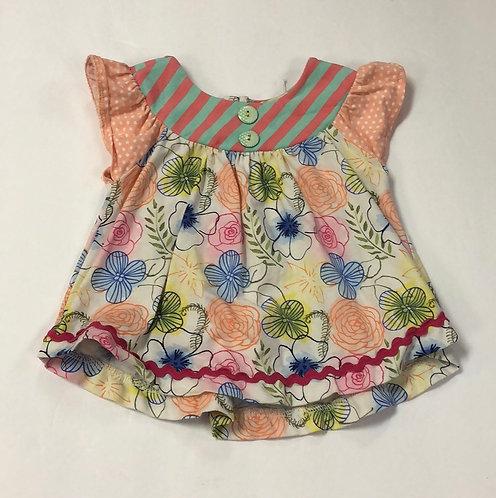 Matilda Jane Shirt Size 3-6M
