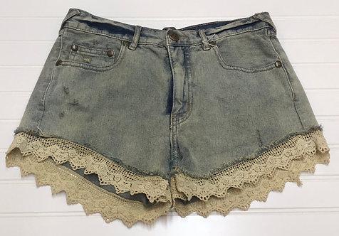 Free People Shorts Size 27
