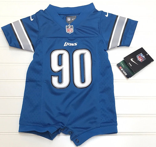 NFL Lions Jersey Size 3-6M