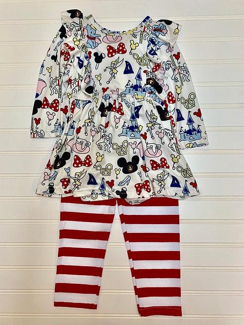 Disney Size 18-24m