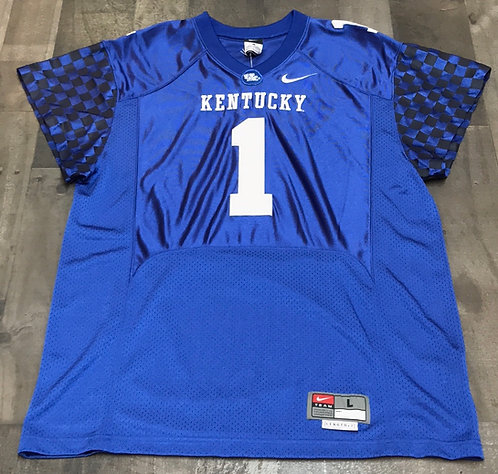 University of Kentucky Jersey Size L