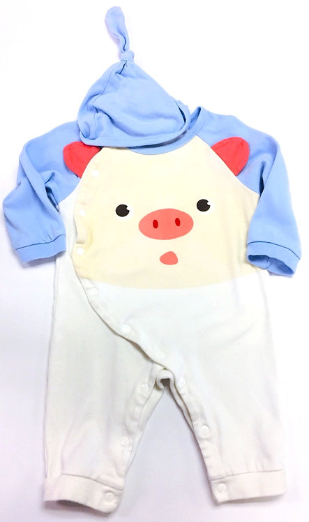 Piggy Set 6-12 Months