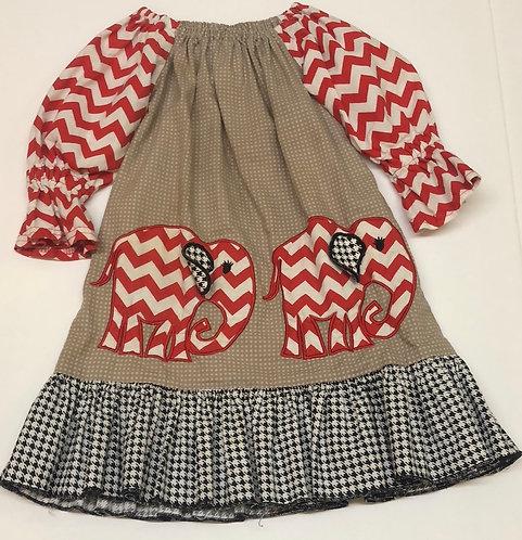 La Jenns Dress Size 2T