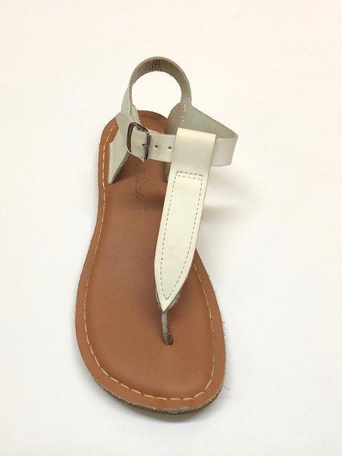 Saltwater sandals size 3