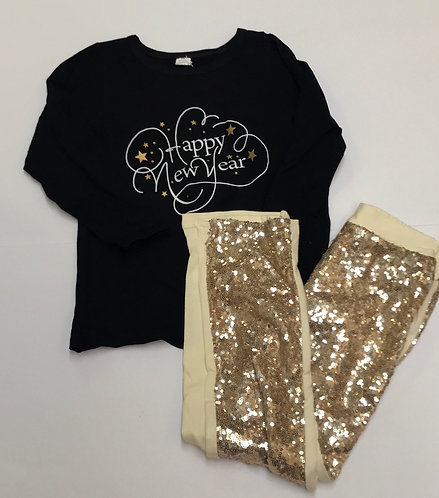 New Year's Boutique Set Size XXL(6)