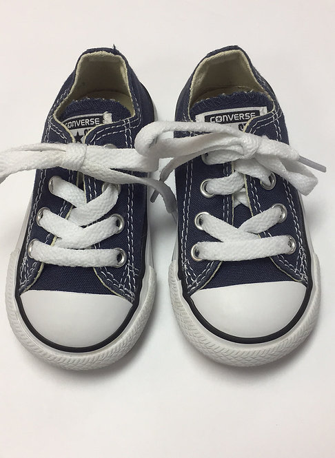 Converse Blue Sneakers Size 5