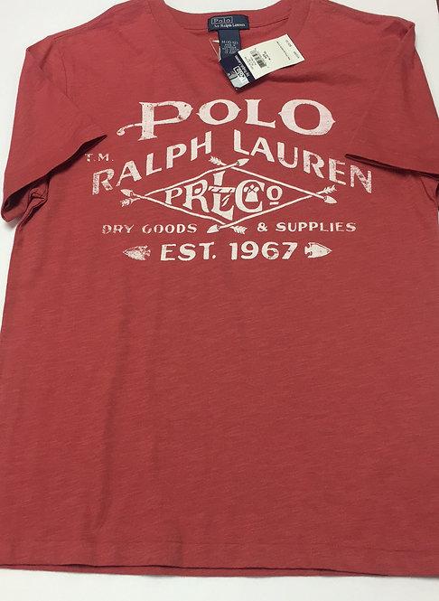 Polo Tee Size 10/12