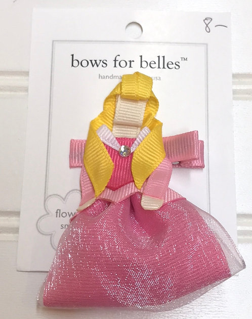 Sleeping Beauty Bow Structure