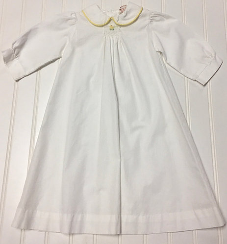 Smocked Day Gown NB