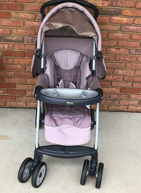 Chico stroller and car seat set