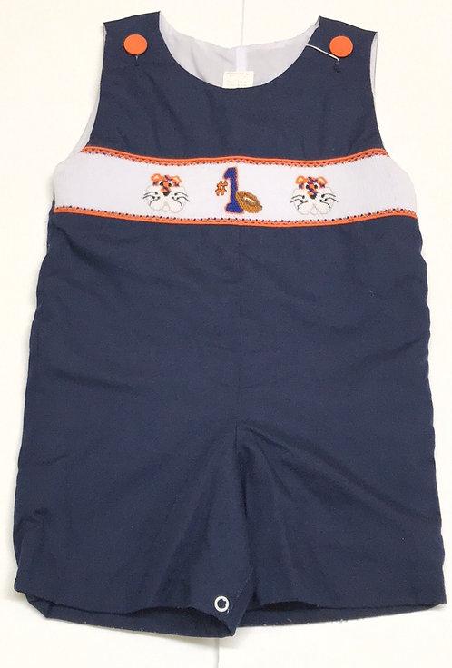 Auburn Outfit Size 2T