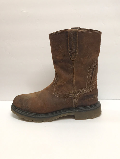 Anat Distressed Boots Size 9.5