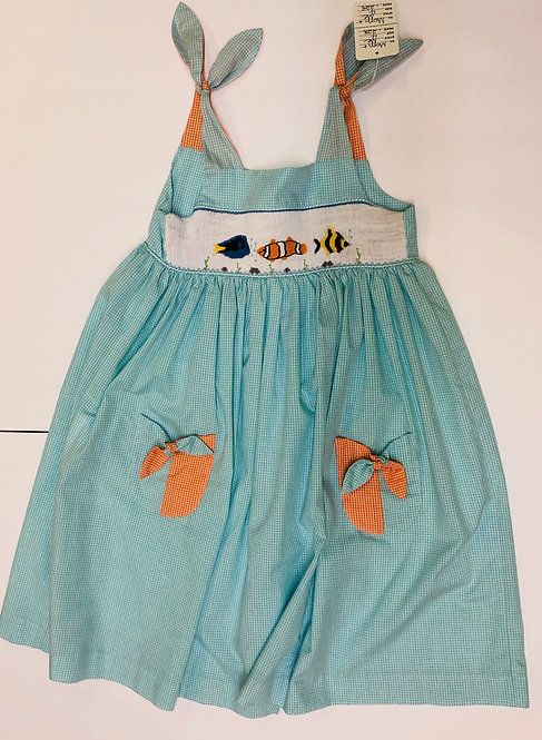 Mom & Me Nemo Dress size 4