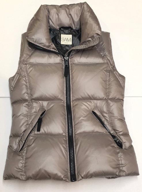 Sam Puffer Vest Size S