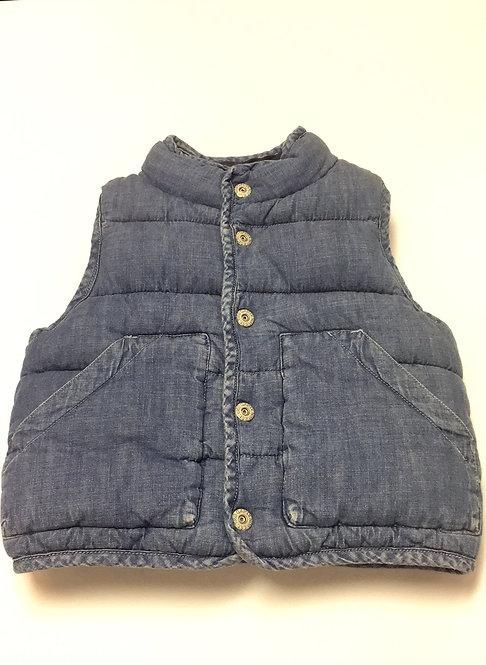 Gap Puffer Vest Size 2