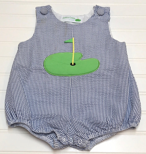 Daddy's Caddy Outfit Size 9-12M
