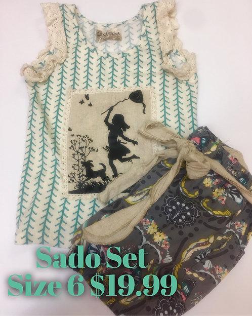 Sado Set Size 6