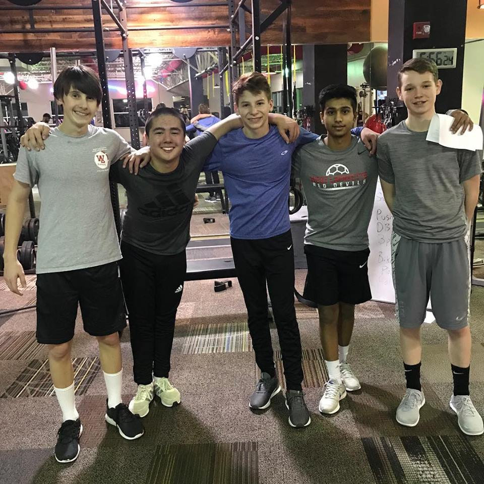 Young Athlete Program