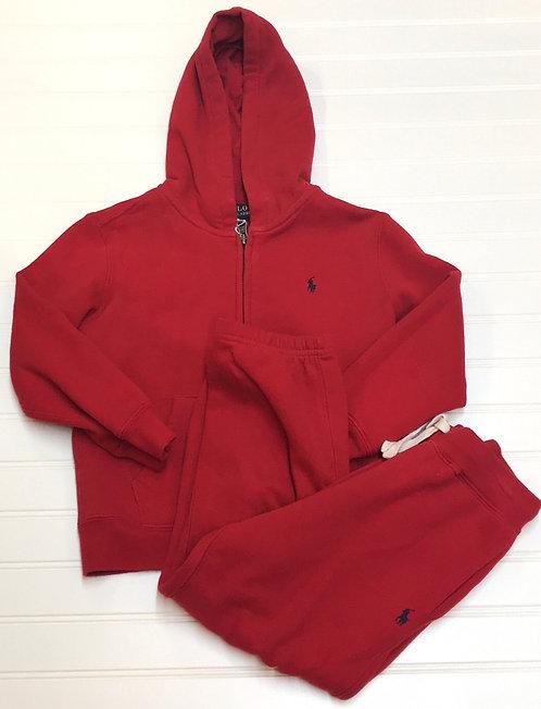 Polo Sweatsuit Size 5