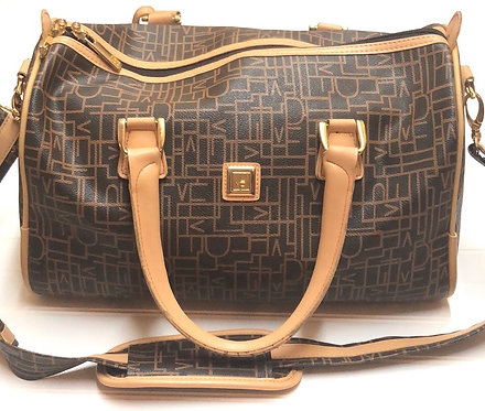 Diane Vonfurstenbur Duffle Bag