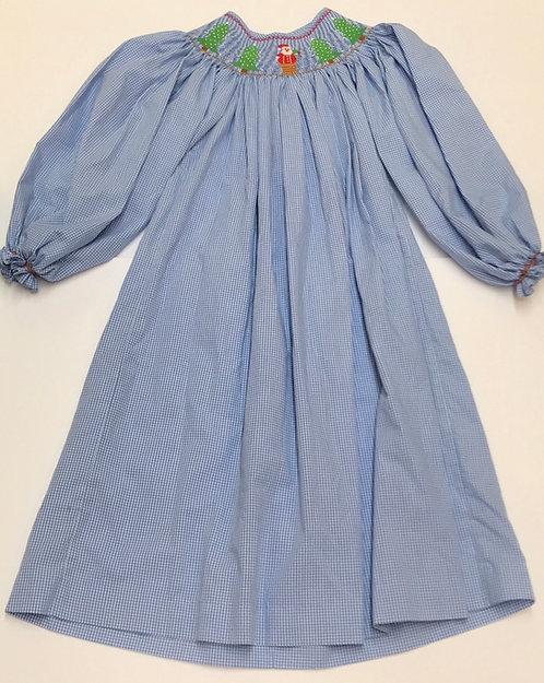 mom & me Smocked Dress Size 6