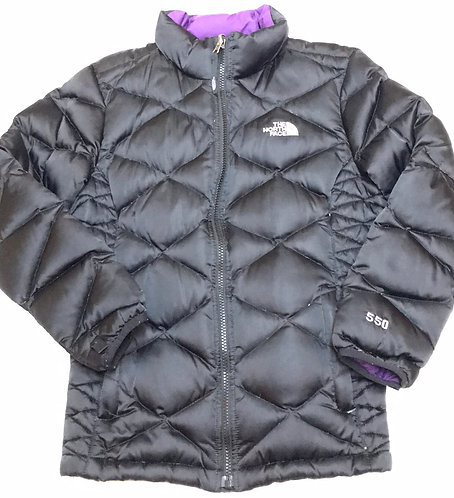 North Face Coat Size 14/16