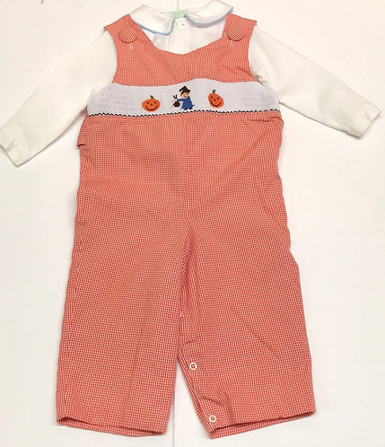 Tricia Outfit Size 12M
