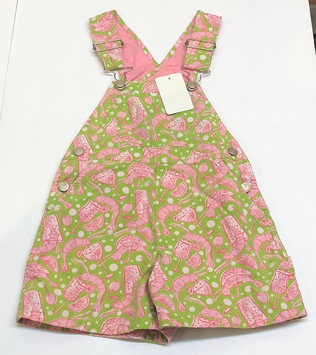 Lilly Pulitzer Romper Girls size 2T