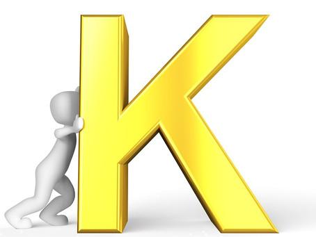 """K, """"The Master Messenger"""""""