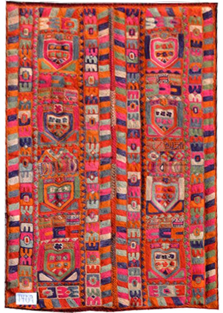 Aralic kelimtæppe - No. 1409